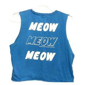 Pacsun - Understar Cat Crop